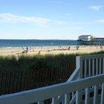 Copley Ocean Front Balcony