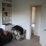 1st Floor living space / bedroom entrance