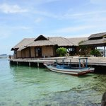 Foto de Pelangi Island Resort