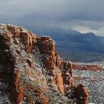 View from Bear Mtn. (Doe Mesa bottom right)