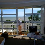 Room with a View, Holiday Inn, The Esplanade, Cairns