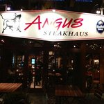 Sehr gepflegtes Steakhaus