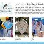 Tuscany - DelBrenna Jewellery Tasting - Blue Topaz