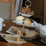 Traditional Afternoon Tea 2-6 daily