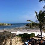 Spiaggia di watamu difronte resort