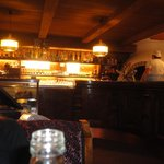 bancone bar/pizza