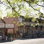 General Store & Grays Inn opposite Wollombi Cafe