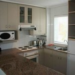Kitchen in 104 - Standard Two Bedroom Apartment