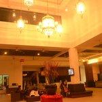 Hotel Lobby (arabian bay)