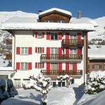Hôtel de la Poste Verbier l'hiver