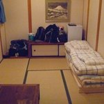 Twin Japanese style room