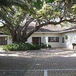 Mdoni House Entrance