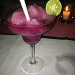Blackcurrent Daquiri !!! Divine !!! So good !!!