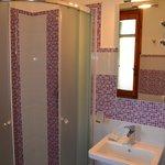 6 bagno rosa