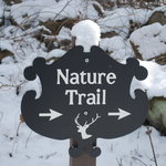 Winter on the Nature Trail
