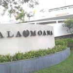 Ala Moana Entrance