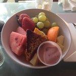 $15 bowl of fruit