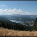view over Titisee