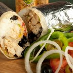 GIANT Chicken Wrap
