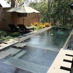 The Four Seasons Mae Rim Thailand - pool villa