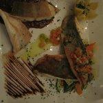 Diverse soorten vis Hoofdgerecht