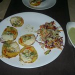 Mouth Watering food with nice presentation