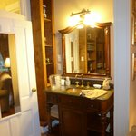 Prince Haithcoat Suite vanity