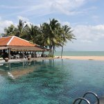Evason Ana Mandara Nha Trang one of two pools