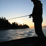 ACE Fishing Advnetures favorite time of the year on the Kenai