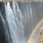 Victoria Falls (Mosi Oa Tunya) Zambian border