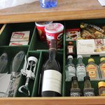 supplies drawer