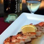 Grilled Shrimp Appetizer