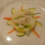 Baccalà con crema di patate - Belvedere