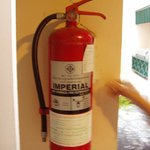 fire extinguisher outdated