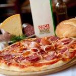 Pizza 4 Salumi