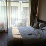 A big spacious bedroom