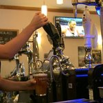 Great selection of Ales & drinks