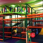 kids maze!!