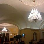 Past lobby