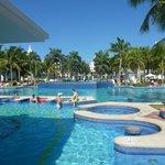 Majestuosa piscina