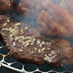"""""""Picanha"""" Top quality grilled sirloin."""