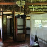 Inside a Standard Cabana