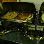 Udai Kothi Restaurant  - Gala buffet - basic Indian food