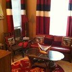 Back Bay Suite - Living Room