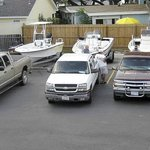 Sportsman Manor Motel - Boat Parking