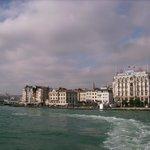 Leaving Karaköy
