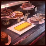 Delicious cakes all made in house