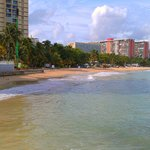 Hotel Entrance View, Isla Verde Sunset Beach