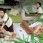 Spa services at Casa Mia BnB