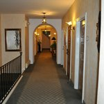 Upstairs main hallway